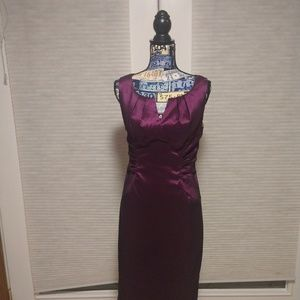 Adrianna Papell Dresse Adrianna Papell Maroon S